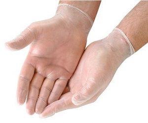 خرید انواع دستکش وینیل